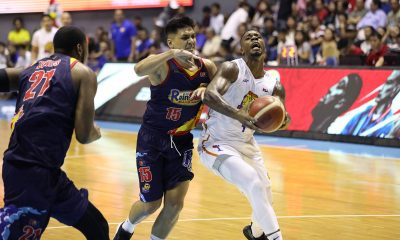 Tiebreaker Times Triple-double a testament to TNT's hard work, says Terrence Jones Basketball News PBA  TNT Katropa Terrence Jones PBA Season 44 2019 PBA Commissioners Cup