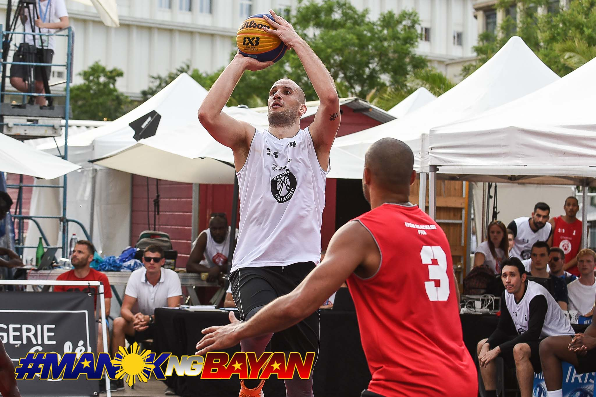 Tiebreaker Times Nikola Pavlovic takes over in OT against Lyon, carries Pasig to Poitiers playoffs 3x3 Basketball Chooks-to-Go Pilipinas 3x3 News  Taylor Statham Nikola Pavlovic Lyon Blacklist Joshua Munzon Gold's Gym-Pasig Kings Dylan Ababou 2019 Poitiers Challenger