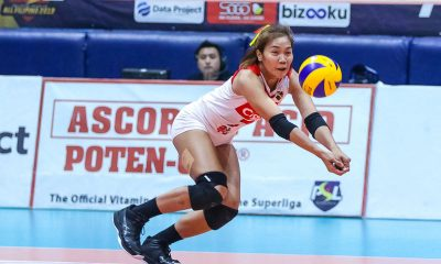 Tiebreaker Times Cignal holds off win-hungry Marinerang Pilipina News PSL Volleyball  Zilfa Olarve Ron Dulay Rachel Daquis Mylene Paat Marinerang Pilipina Judith Abil Jovelyn Gonzaga Jheck Dionela Ivy Remulla Edgar Barroga Cignal HD Spikers Alohi Robins-Hardy 2019 PSL Season 2019 PSL All Filipino Conference