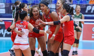 Tiebreaker Times Cignal flaunts depth, dumps frustrations on struggling Sta. Lucia News PSL Volleyball  Sta. Lucia Lady Realtors Rico De Guzman Mylene Paat Cignal HD Spikers Babes Castillo Alohi Robins-Hardy 2019 PSL Season 2019 PSL All Filipino Conference