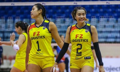 Tiebreaker Times Aby Maraño glad to have inspired Antipoleños in homecoming News PSL Volleyball  F2 Logistics Cargo Movers Aby Marano 2019 PSL Season 2019 PSL All Filipino Conference
