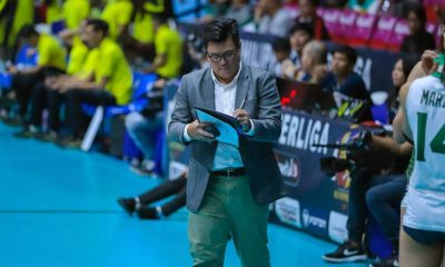 Tiebreaker Times Babes Castillo says Sta. Lucia needs to work on 'character' after 3-25 beatdown News PSL Volleyball  Sta. Lucia Lady Realtors Babes Castillo 2019 PSL Season 2019 PSL All Filipino Conference