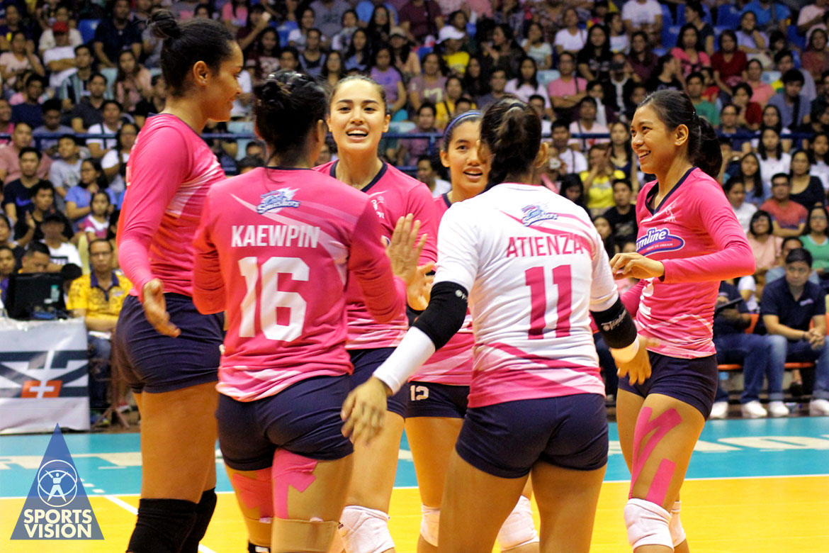 Tiebreaker Times Michele Gumabao, Creamline laser-focused to win title News PVL Volleyball  Michele Gumabao Creamline Cool Smashers 2019 PVL Season 2019 PVL Reinforced Conference