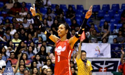 Tiebreaker Times Petro Gazz boots out BanKo, advances to franchise-first Finals News PVL Volleyball  Wilma Salas Petro Gazz Angels Perlas Lady Spikers Nicole Tiamzon Jem Ferrer Jeane Horton Janisa Johnson Djanel Cheng Chuewulim Sutadta Arnold Laniog Apichat Kongsaiwat 2019 PVL Season 2019 PVL Reinforced Conference