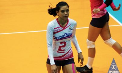 Tiebreaker Times Alyssa Valdez expects Creamline's best and worst come Game Two News PVL Volleyball  Creamline Cool Smashers Alyssa Valdez 2019 PVL Season 2019 PVL Reinforced Conference