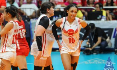 Tiebreaker Times Janisa Johnson out to deliver crown to title-hungry Petro Gazz News PVL Volleyball  Petro Gazz Angels Janisa Johnson 2019 PVL Season 2019 PVL Reinforced Conference