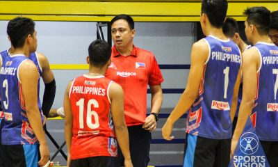 Tiebreaker Times Alinsunurin's PMNVT out to prove that Men's Volleyball here to stay 2019 SEA Games News Volleyball  Philippine Men's National Volleyball Team Dante Alinsunurin 2019 SEA Games - Volleyball 2019 SEA Games