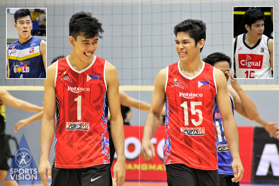 Tiebreaker Times Espejo expects Bagunas to go all out in last tourney for Air Force News Spikers' Turf Volleyball  Philippine Air Force Jet Spikers Marck Espejo Cignal HD Spikers Bryan Bagunas 2019 Spikers Turf Season 2019 Spikers Turf Reinforced Conference