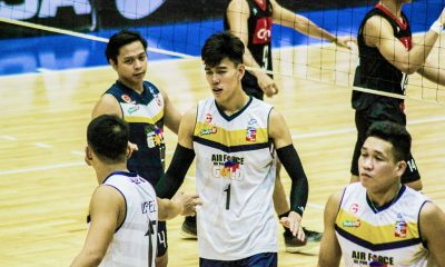 Tiebreaker Times Bryan Bagunas to start from scratch as Air Force's back against the wall News Spikers' Turf Volleyball  Bryan Bagunas Air Force Jet Spikers 2019 Spikers Turf Season 2019 Spikers Turf Reinforced Conference
