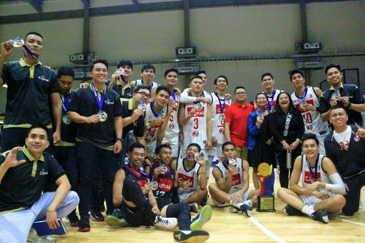 Tiebreaker Times From HD Spiker to Cignal coach: Dexter Clamor goes full circle News Spikers' Turf Volleyball  Dexter Clamor Cignal HD Spikers 2019 Spikers Turf Season 2019 Spikers Turf Reinforced Conference