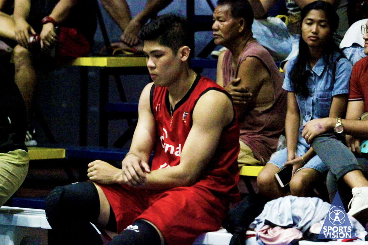 Tiebreaker Times Marck Espejo doubtful for Game 3 due to right shoulder injury News Spikers' Turf Volleyball  Marck Espejo Dexter Clamor Cignal HD Spikers 2019 Spikers Turf Season 2019 Spikers Turf Reinforced Conference