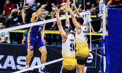 Tiebreaker Times Sta. Elena punches last Spikers' Turf playoff ticket, boots out Army News NU Spikers' Turf Volleyball  VNS Volleyball Club Griffins Sta. Elena Wrecking Balls Red Christensen Razzel Palisoc Raymond Franza PJ Rojas Philippine Coast Guard Dolphins Philippine Army Troopers Pathie Jamiri Nico Almendras Mardy Galang Jose Roque Jeremy Merat James Natividad IEM Volley Masters Esmail Kasim Edward Camposano Eddiemar Kasim Easytrip-Raimol Dave PLetado 2019 Spikers Turf Season 2019 Spikers Turf Reinforced Conference
