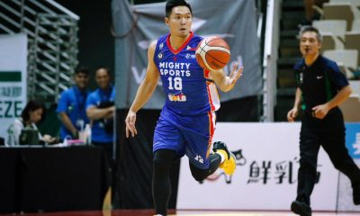 Tiebreaker Times Joseph Yeo gets chance to shine as Mighty Sports one away from taking Cup Basketball News  Renaldo Balkman Mighty Sports-Go for Gold Juan Luarent Kokodipura Joseph Yeo Jeremiah Gray Indonesia (Basketball) Eugene Phelps Charles Tiu Aaron Black 2019 William Jones Cup
