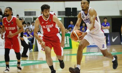 Tiebreaker Times Mighty Sports-PH blows out Iran U23 to open Jones Cup campaign Basketball News  Renaldo Balkman Mikey Williams Mighty Sports-Go for Gold McKenzie Moore Jeremiah Gray Iran (Basketball) Eugene Phelps Charles Tiu 2019 William Jones Cup