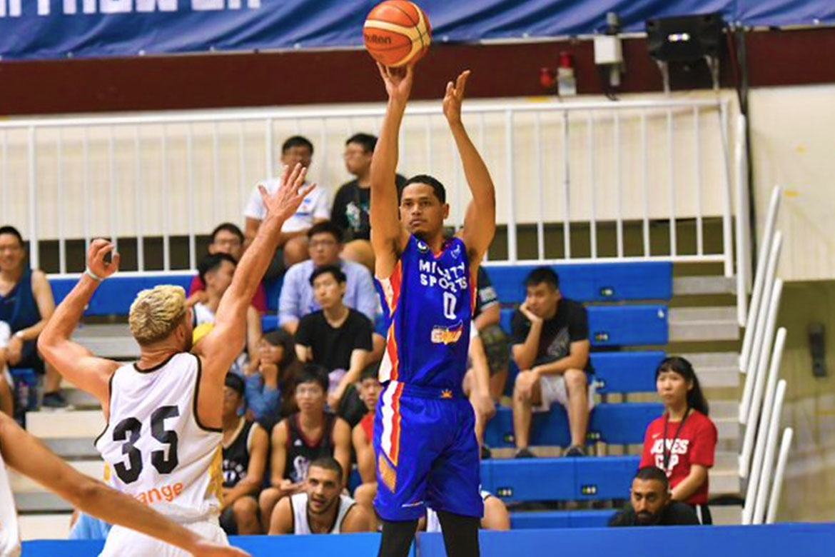 Tiebreaker Times Mighty Sports cruises past World Cup-bound Jordan for second win Basketball News  Zach Graham Roosevelt Adams Renaldo Balkman Mikey Williams McKenzie Moore Jordan (Basketball) Eugene Phelps Charles Tiu 2019 William Jones Cup
