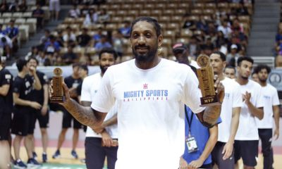 Tiebreaker Times Renaldo Balkman bags Jones Cup MVP Basketball News  Renaldo Balkman Eugene Phelps 2019 William Jones Cup