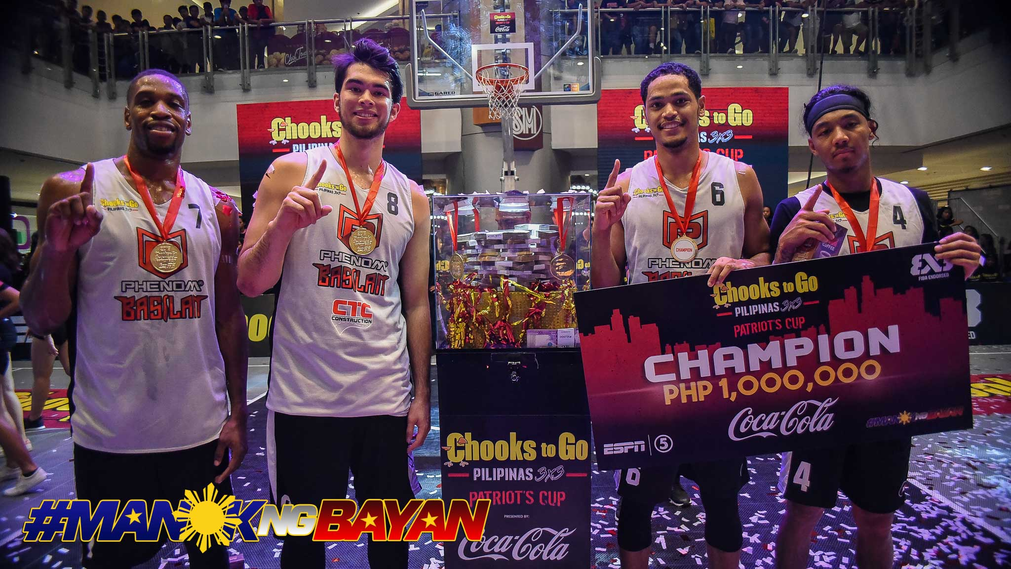 Tiebreaker Times Winning with Basilan means more for Troy Rike 3x3 Basketball Chooks-to-Go Pilipinas 3x3 News  Troy Rike Basilan Steel 2019 Chooks-to-Go Pilipinas 3x3 Season 2019 Chooks-to-Go Pilipinas 3x3 Patriots Cup