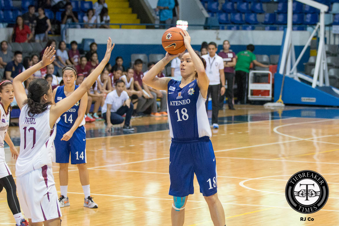 Tiebreaker Times Gilas brings Danica Jose back to basketball Basketball Gilas Pilipinas News  Gilas Pilipinas Women Danica Jose 2019 William Jones Cup
