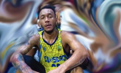 Tiebreaker Times Calvin Abueva seen playing in 'ligang labas' game Basketball News PBA  Phoenix Fuel Masters PBA Season 44 Calvin Abueva 2019 PBA Commissioners Cup