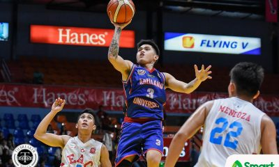 Tiebreaker Times Kent Salado shows form as Arellano vents ire on EAC for first win AU Basketball EAC NCAA News  Sherwin Concepcion Oliver Bunyi NCAA Season 95 Seniors Basketball NCAA Season 95 Kent Salado JP Maguliano EAC Seniors Basketball Cholo Martin Arellano Seniors Basketball Adrian De Guzman