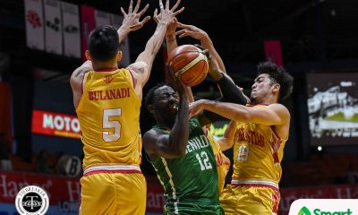 Tiebreaker Times St. Benilde coach Tang on FSAs: 'They got everybody on a higher level' Basketball CSB NCAA News  TY Tang NCAA Season 96 Seniors Basketball NCAA Season 96 Benilde Seniors Basketball