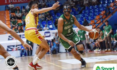 Tiebreaker Times Yankie Haruna just glad to be back after 'toughest' injury Basketball CSB NCAA News  Yankie Haruna NCAA Season 95 Seniors Basketball NCAA Season 95 Benilde Seniors Basketball