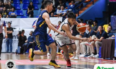 Tiebreaker Times Bonbon Batiller breaks out of slump as Letran shackles JRU for second win Basketball CSJL JRU NCAA News  Ry Dela Rosa NCAA Season 95 Seniors Basketball NCAA Season 95 Louie Gonzalez Letran Seniors Basketball JRU Seniors Basketball Bonnie Tan Bonbon Batiller