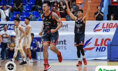 Tiebreaker Times Collegiate PC POW Bonbon Batiller looks to make most of final year Basketball CSJL NCAA News  NCAA Season 95 Seniors Basketball NCAA Season 95 NCAA Player of the Week Bonbon Batiller