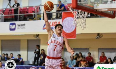 Tiebreaker Times Chooks-to-Go/Collegiate PC POW Calvin Oftana eyes consistency Basketball NCAA News SBC  San Beda Seniors Basketball NCAA Season 95 Seniors Basketball NCAA Season 95 Calvin Oftana