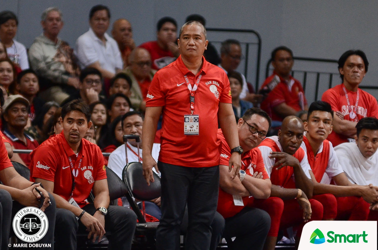 Tiebreaker Times Out From The Box: Jude Roque rues NCAA's 10 reasons for banning FSAs Bandwagon Wire Basketball SBC  San Beda Seniors Basketball NCAA Season 96 Seniors Basketball NCAA Season 96 Jude Roque
