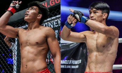 Tiebreaker Times Eustaquio, Kingad remain undecided as potential collision course looms Mixed Martial Arts News ONE Championship  Team Lakay ONE: Dawn of Heroes Geje Eustaquio Danny Kingad