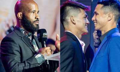Tiebreaker Times Demetrious Johnson keeping close eye on Kingad-McLaren bout Mixed Martial Arts News ONE Championship  Reece McLaren ONE: Dawn of Heroes Demetrious Johnson Danny Kingad