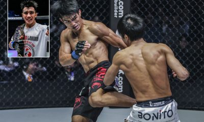 Tiebreaker Times Danny Kingad hopes to emulate Joshua Pacio's run to the title Mixed Martial Arts News ONE Championship  Team Lakay ONE: Dawn of Heroes Joshua Pacio Danny Kingad