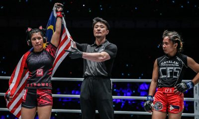 Tiebreaker Times Latest setback not the end of the road for Jomary Torres, says Rene Catalan Mixed Martial Arts News ONE Championship  Rene Catalan ONE: Masters of Destiny Jomary Torres Catalan Fighting System
