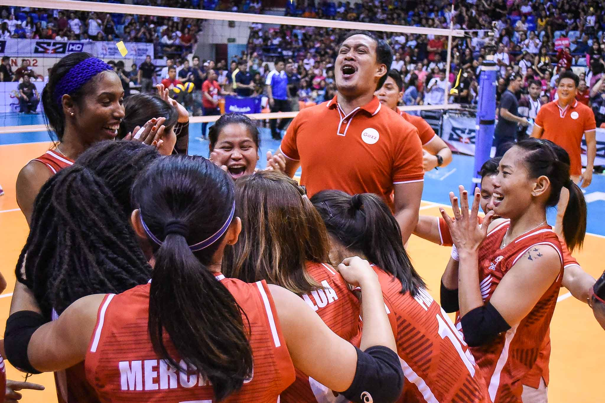 Tiebreaker Times Arnold Laniog honored to have squared off against Tai Bundit News PVL Volleyball  Petro Gazz Angels Arnold Laniog 2019 PVL Season 2019 PVL Reinforced Conference