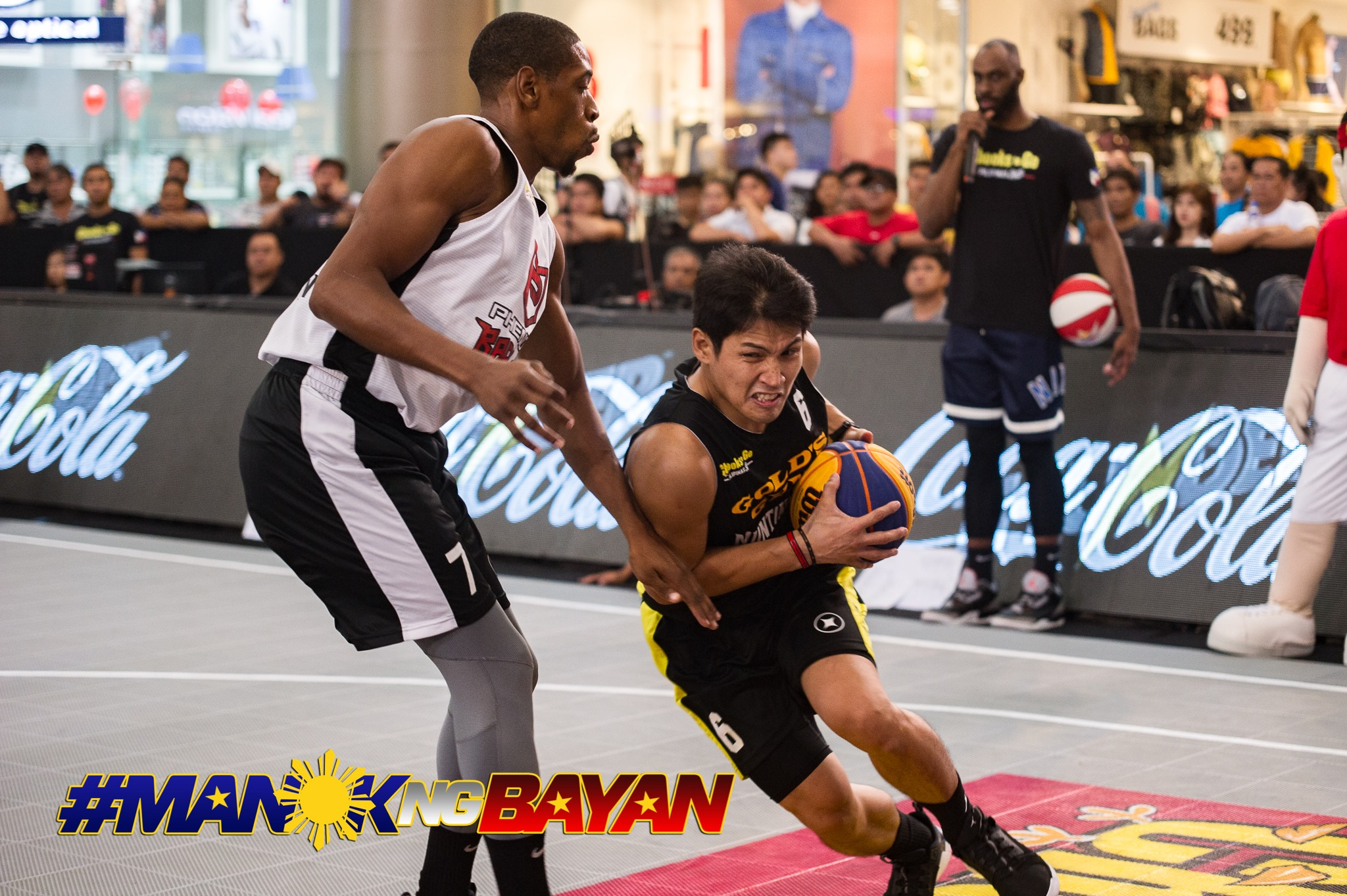 Tiebreaker Times David Carlos shows he could play 3x3 as well 3x3 Basketball Chooks-to-Go Pilipinas 3x3 News  Gold's Gym-Muntinlupa David Carlos 2019 Chooks-to-Go Pilipinas 3x3 Season 2019 Chooks-to-Go Pilipinas 3x3 Patriots Cup