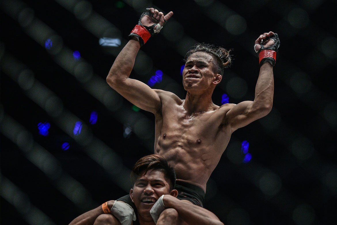 Tiebreaker Times Resurgent Jeremy Miado hoping to fight in Manila once more Mixed Martial Arts News ONE Championship  Jeremy Miado