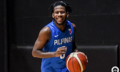 Tiebreaker Times CJ Perez saves Gilas as tune-up with Mighty Sports ends up in tie Basketball Gilas Pilipinas News  Zach Graham Yeng Guiao Roosevelt Adams Roger Pogoy Robert Bolick Renaldo Balkman Rajko Toroman Mikey Williams Mighty Sports McKenzie Moore Matthew Wright Mark Barroca Marcio Lassiter June Mar Fajardo JP Erram Jeremiah Gray Jason Brickman Japeth Aguilar Hamady N'Diaye Gilas Pilipinas Men Gabe Norwood Eugene Phelps CJ Perez Beau Belga Angelo Wongchuking Aaron Black 2019 Jones Cup 2019 FIBA World Cup Group B 2019 FIBA World Cup