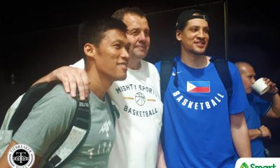 Tiebreaker Times Mark Barroca, Marcio Lassiter pay tribute to Rajko Toroman Basketball Gilas Pilipinas News  Rajko Toroman Mark Barroca Marcio Lassiter Gilas Pilipinas Men