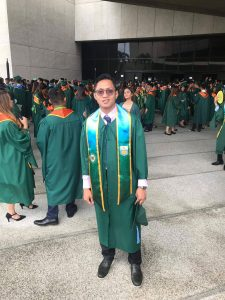 Tiebreaker Times 'Dream come true' for Mike Tolomia as he finally gets FEU diploma Basketball FEU News PBA  PBA Season 44 Mike Tolomia Meralco Bolts FEU Seniors Basketball