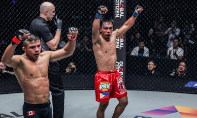 Tiebreaker Times Kevin Belingon remains focused on bantamweight crown amid speculations Mixed Martial Arts News ONE Championship  Team Lakay Kevin Belingon