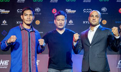 Tiebreaker Times Dawn of Heroes the biggest martial arts card in Philippine history, says Chatri Mixed Martial Arts News ONE Championship  ONE: Dawn of Heroes Eduard Folayang Eddie Alvarez Demetrious Johnson Chatri Sityodtong