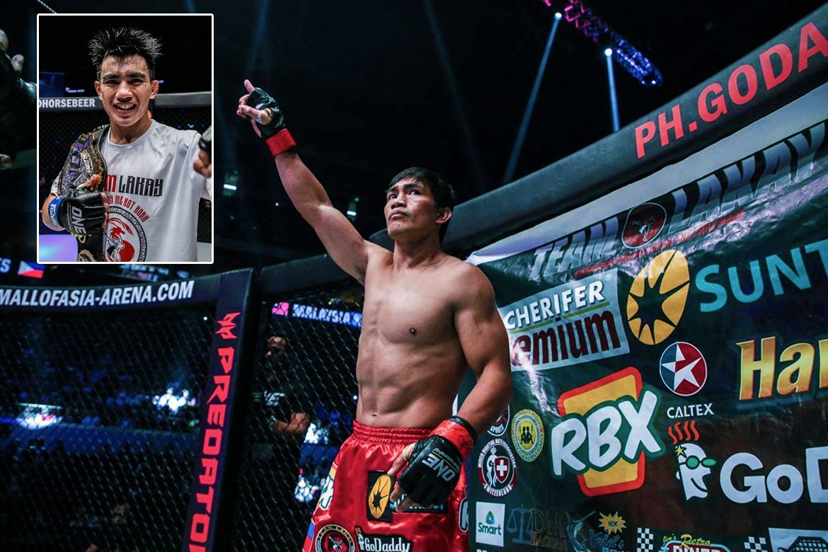 Tiebreaker Times Joshua Pacio firmly believes Eduard Folayang will have third run at ONE world title Mixed Martial Arts News ONE Championship  Team Lakay ONE: Dawn of Heroes Joshua Pacio Eduard Folayang