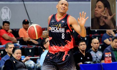 Tiebreaker Times Calvin Abueva's wife Sam breaks silence, claims abuse, abandonment Basketball News PBA  Sam Abueva PBA Season 44 Calvin Abueva