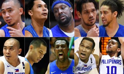 Tiebreaker Times Gilas no longer pack element of surprise come second World Cup 2019 FIBA World Cup Qualifiers Basketball Gilas Pilipinas News  Paul Lee June Mar Fajardo Japeth Aguilar Gilas Pilipinas Men Gabe Norwood Andray Blatche 2019 FIBA World Cup