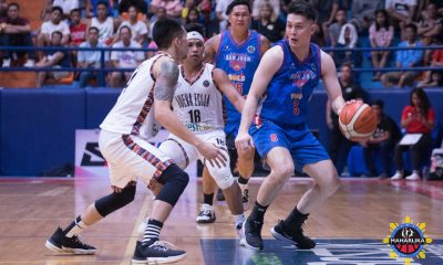 Tiebreaker Times John Wilson leads San Juan to record-setting start in MPBL Basketball MPBL News  Robby Celiz Pamboy Raymundo Nueva Ecija-MiGuard Navotas Clutch-Unipak Mikey Williams Marlon Monte Mark Yee Mac Cardona Larry Rodriguez John Wilson Jhong Bondoc James Forrester Go for Gold-San Juan Knights General Santos City Warriors Davao Occidental Tigers Bataan Risers Alvin Pasaol 2019-20 MPBL Lakan Cup