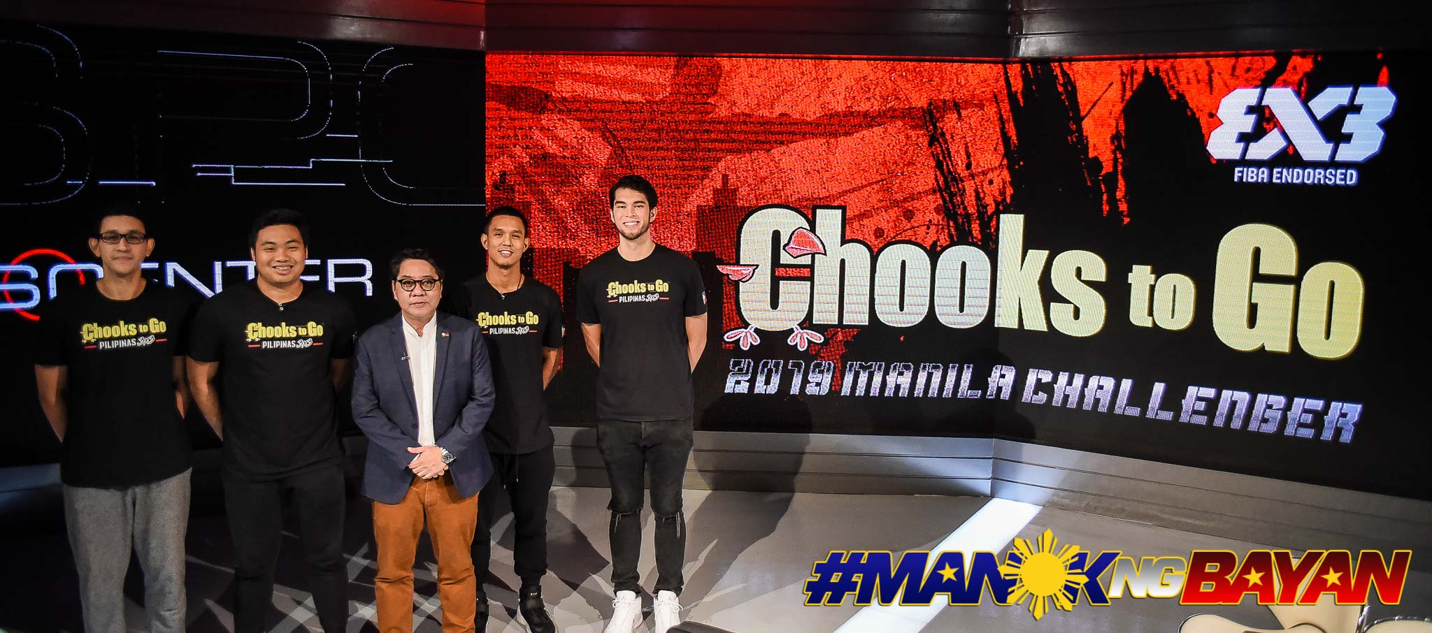 Tiebreaker Times Chooks-to-Go 3x3 to host PH's first-ever Challenger 3x3 Basketball Chooks-to-Go Pilipinas 3x3 News  Wilkins Balanga Pure Karl Dehesa Gold's Gym-Pasig Kings Dylan Ababou Basilan Steel 2019 Chooks-to-Go Pilipinas 3x3 Season 2019 Chooks-to-Go Manila Challenger