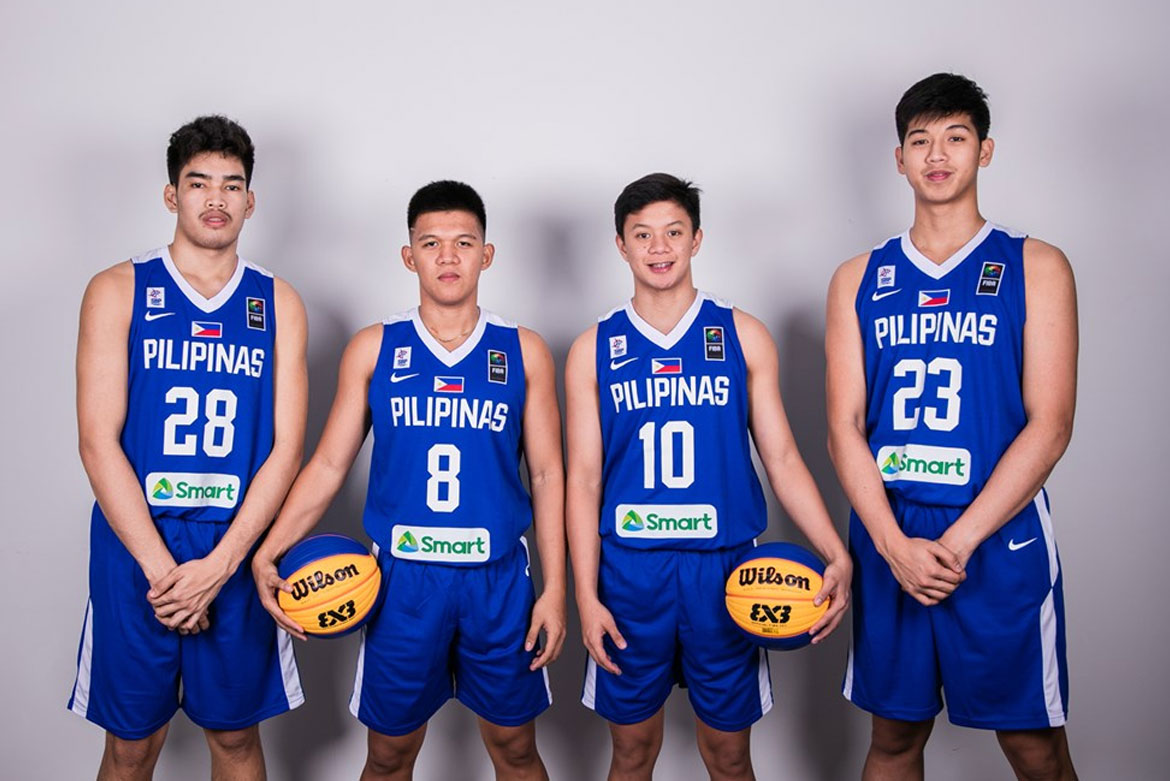 Tiebreaker Times Fortea takes over as Gilas Boys sweep Pool C to set up date with China 3x3 Basketball Gilas Pilipinas News  Turkmenistan (Basketball) Terrence Fortea Kevin Quiambao Gilas Pilipinas Youth Gerry Abadiano 2019 FIBA 3x3 Under-18 World Cup