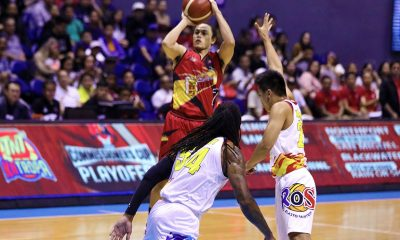 Tiebreaker Times No extra motivation for Terrence Romeo as he faces TNT in Finals Basketball News PBA  Terrence Romeo San Miguel Beermen PBA Season 44 2019 PBA Commissioners Cup