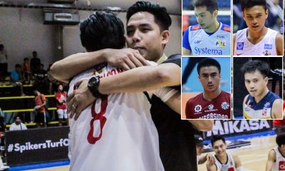 Tiebreaker Times Cignal bolsters lineup with AJ Pareja, Ish Polvorosa News Spikers' Turf Volleyball  Sandy Montero Ish Polvorosa Dexter Clamor Cignal HD Spikers Alfred Valbuena aj pareja 2019 Spikers Turf Season 2019 Spikers Turf Open Conference